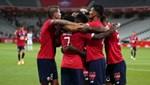 Lille, beraberlikle başladı