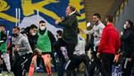 Beşiktaş Teknik Direktörü Sergen Yalçın, Fenerbahçe derbisinde eleştirilere yanıt verdi