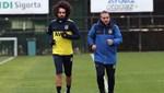 Fenerbahçe'de Sadık Çiftpınar koşulara başladı