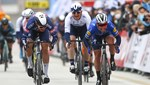 2. etabın galibi Mark Cavendish