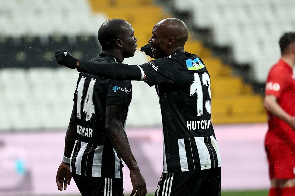 Beşiktaş 2-1 Gaziantep (Maç sonucu) | NTVSpor.net