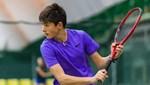 14 yaşındaki milli tenisçi Avrupa'nın zirvesinde