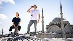 Hazal Nehir ve Dominic Di Tommaso Kapalıçarşı'yı keşfediyor!