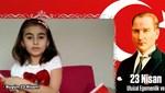 Konyaspor'dan sağlık çalışanlarının çocuklarıyla 23 Nisan'a özel video