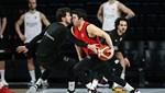 A Milli Basketbol Takımımızın İsveç maçı kadrosu açıklandı