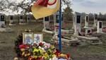 Azerbaycanlı şehidin mezarına Galatasaray bayrağı asıldı