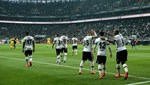 Beşiktaş: 5 - Göztepe: 1 (Maç Sonucu)