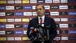 Galatasaray Başkanı Burak Elmas: Türk futbolu ciddi bir kaosla uğraşmakta
