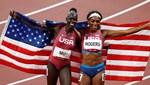 800 metrede altın madalya Athing Mu'nun