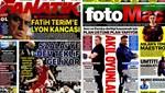 Sporun Manşetleri (14 Ekim 2021)