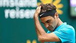 Federer, Rogers Cup'tan çekildi