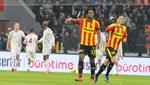 Göztepe: 2 - Beşiktaş: 1  - Maç sonucu