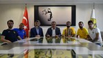 Ankaragücü'nde 5 imza