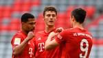 Bayern Münih 5-0 Fortuna Düsseldorf   Maç sonucu