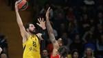 THY Euroleague'de şubat ayının MVP'si Mirotic