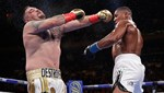Andy Ruiz, favori Anthony Joshua'yı nakavt etti
