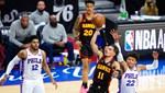 NBA HABERLERİ | Lider 76ers eve, Atlanta Hawks finale