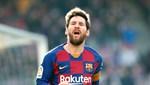 Messi: Bu oyunla Şampiyonlar Ligi'ni kazanmak imkansız