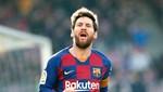 Lionel Messi'den 1000'lik rekor!