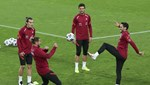 A Milli Takım Almanya maçına hazır