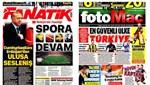 Sporun Manşetleri (19 Mart 2020)