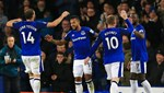 Everton 1 attı, 3 aldı