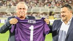Fiorentina'dan Fatih Terim'e destek