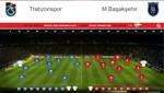 Trabzonspor - M. Başakşehir (Canlı Anlatım)