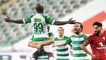 Bursaspor'a 2 milyon liralık prim vaadi