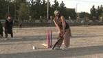 Afganistan'ın popüler sporu kriket