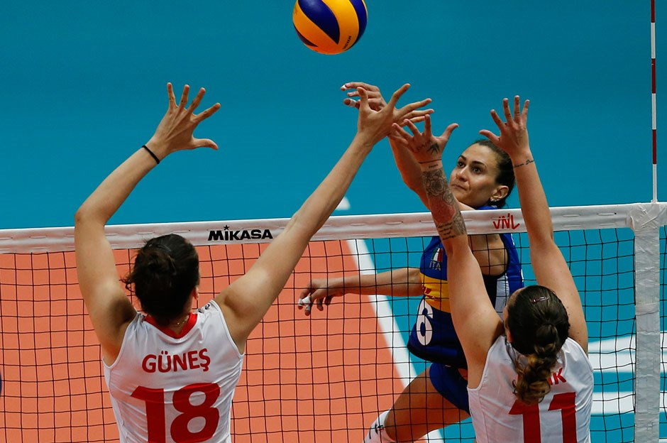 Voleybol - Cover