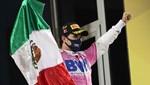 Red Bull, Sergio Perez'i duyurdu
