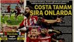 Sporun Manşetleri (15 Haziran 2021)