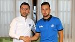 Adana Demirspor, Sedat Şahintürk ile sözleşme imzaladı