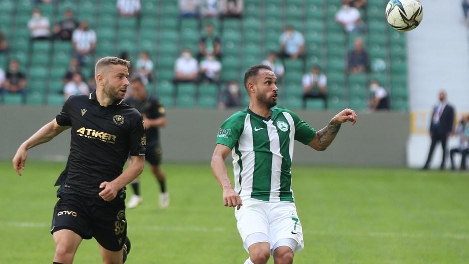 GZT Giresunspor 0-0 İttifak Holding Konyaspor (Maç Sonucu)   NTVSpor.net
