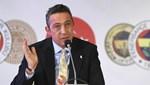 Ali Koç: Sponsorlar iptal için kapımızı çalmaya başladı