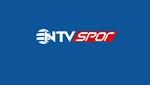 Eibar - Sevilla maçında tel örgü yıkıldı