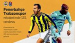 Fenerbahçe -Trabzonspor maçı ne zaman, saat kaçta, hangi kanalda?