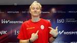 Whitcomb, Galatasaray'da