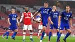 Arsenal 1-1 Leicester City | Maç sonucu
