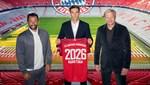 Bayern Münih Leon Goretzka'nın sözleşmesini 2026'ya kadar uzattı