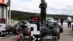 Belçika Grand Prix'sinde pole pozisyonu Hamilton'ın