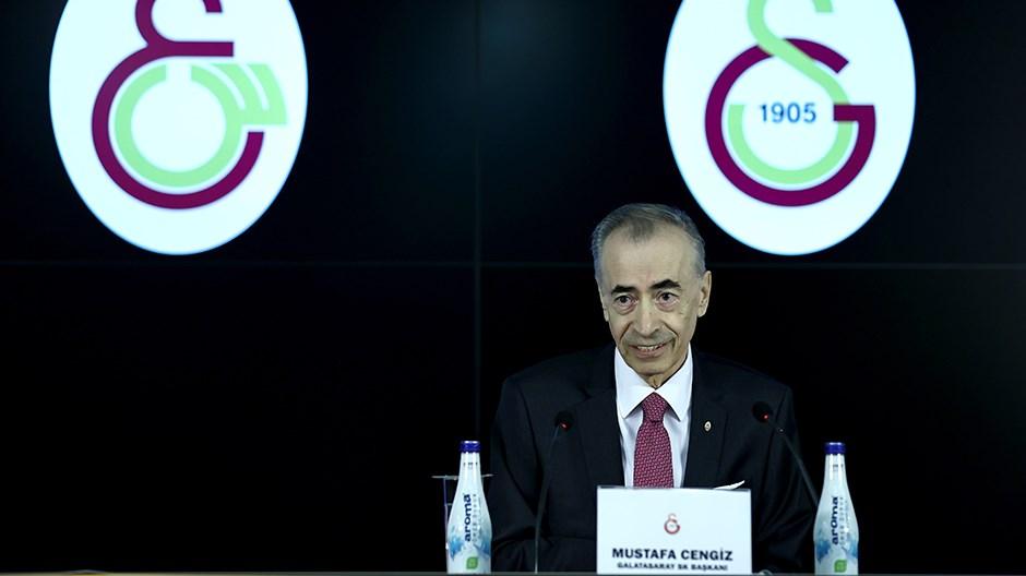 Mustafa Cengiz'den Fatih Terim açıklaması! | NTVSpor.net