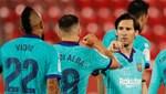 Barcelona sahalara farkla döndü