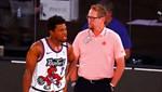 NBA'de yılın koçu Nick Nurse