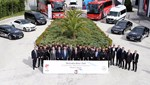 TFF ile Mercedes-Benz Türk arasındaki anlaşma yenilendi