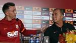 Fatih Terim canlı yayında PSV maçının 11'ini açıkladı!