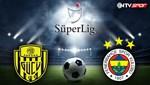 Ankaragücü-Fenerbahçe (Canlı Anlatım)