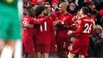 Liverpool 3 - 2 West Ham United