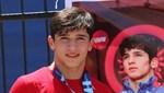 Abdullah Toprak'tan bronz madalya kazandı